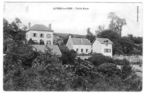 Maison Gachet (à gauche - début du XXe siècle))
