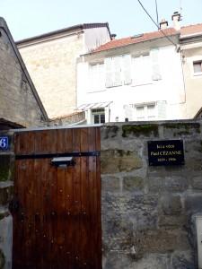 Maison habitée par Cézanne